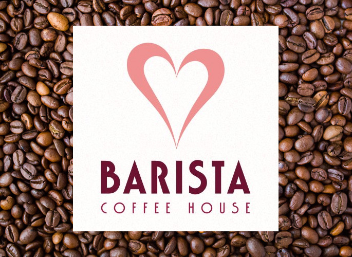 Barista Coffee House Logo